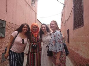 Is Morocco safe for female travelers
