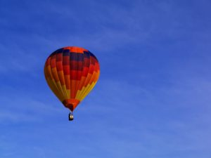 Hot Air Balloon Flight From Marrakech