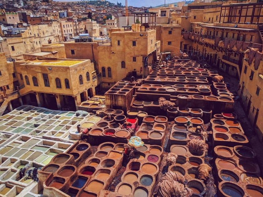 The Oldest City In Morocco, Fez
