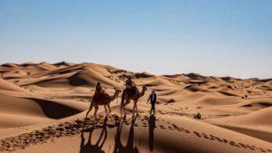 Desert Tour From Marrakech To Fes