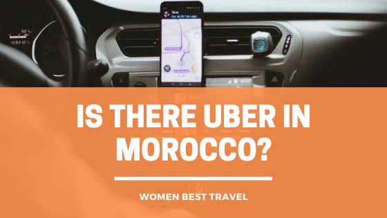 Is there uber In Morocco