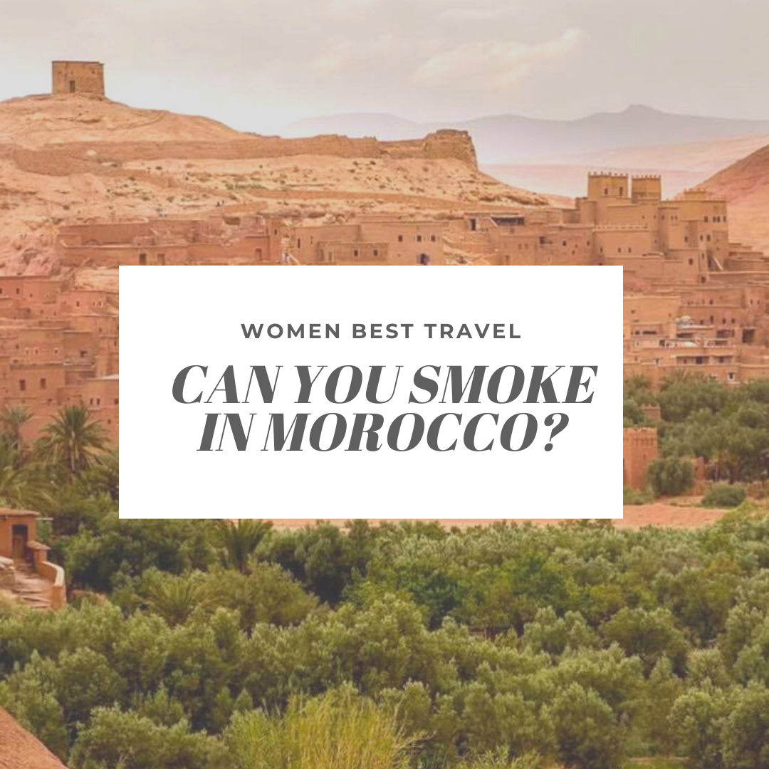 Can you smoke in Morocco?