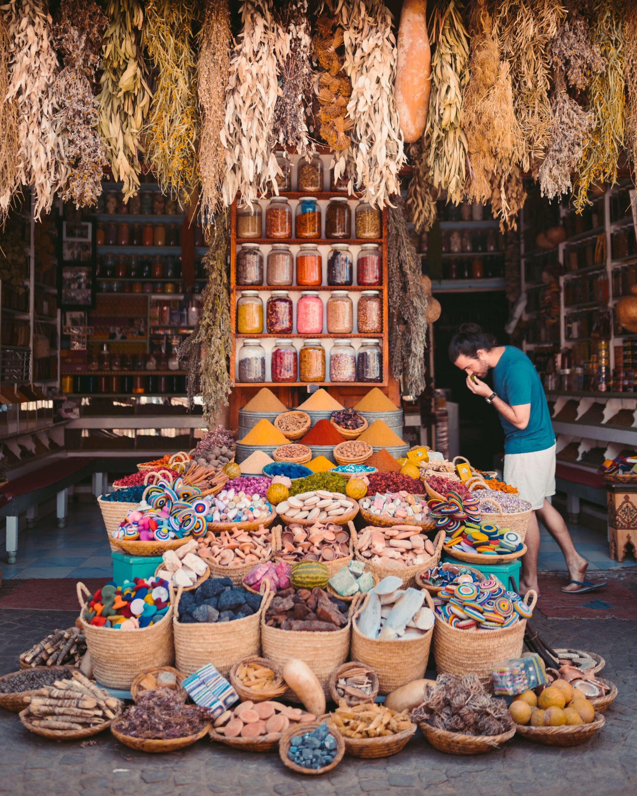 4 Days Tangier to Marrakech via Fez and The Sahara Desert