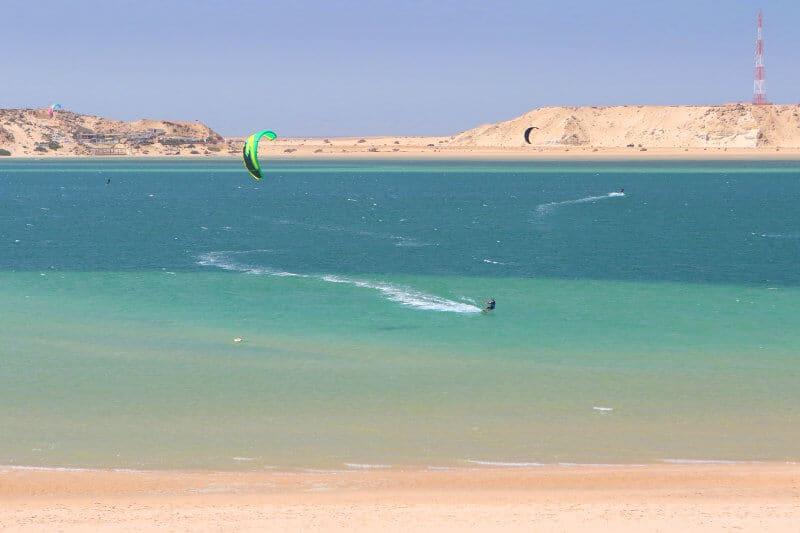 Morocco's beaches dakhla dragon beach