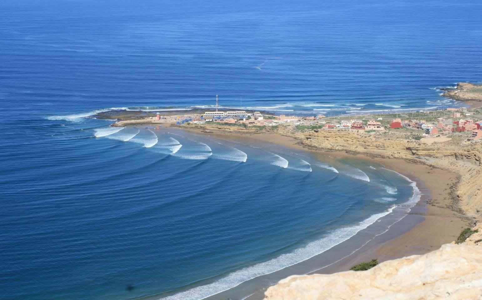 Imsouane beach Morocco