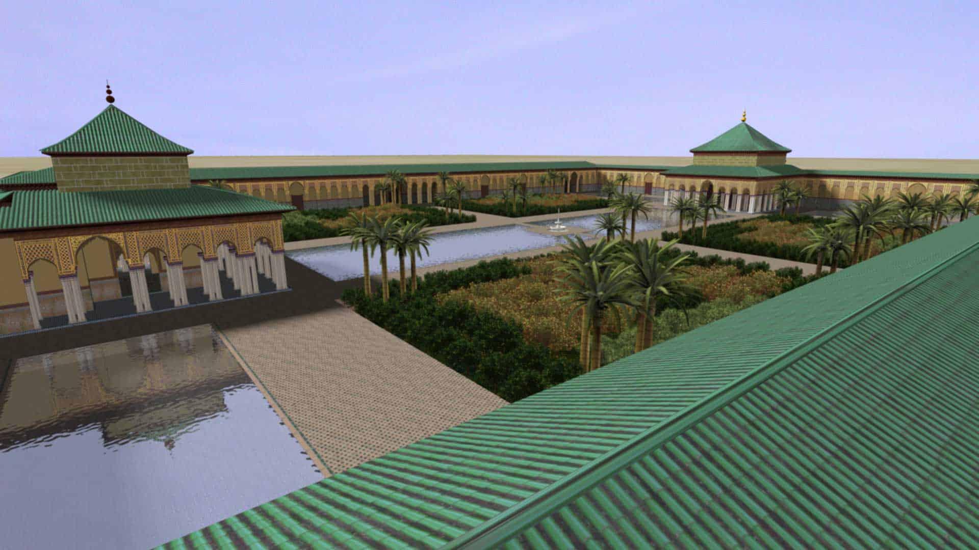 El Badii Palace Marrakech Morocco