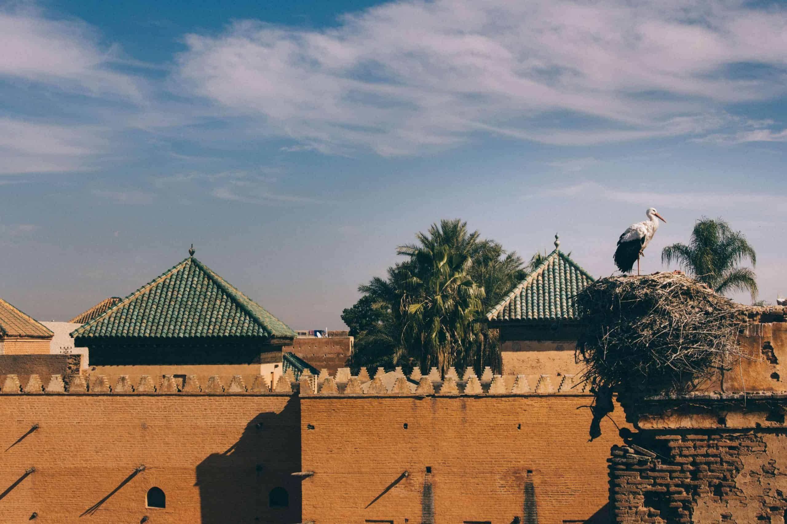 El Badi Palace Opening hours price and location in Marrakech
