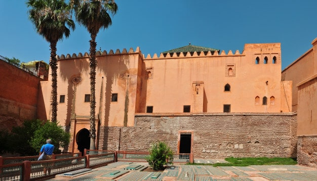 Saadian Tombs Marrakech Opening Hours Location and entrance fees