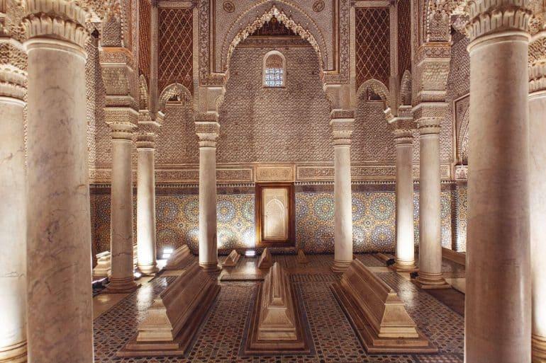 Saadian Tombs Marrakech Opening Hours Location